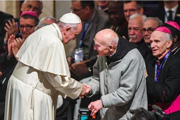 Pape Francois, Jean-Pierre Schumacher