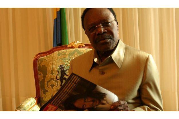 Omar Bongo est décédé le 8 juin à Barcelone. Il avait 73 ans.