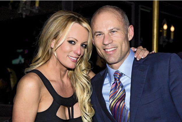Le jour où l'avocat de Trump achète le silence de la call-girl Stormy Daniels