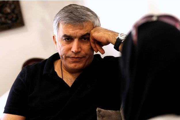 Nabeel Rajab.