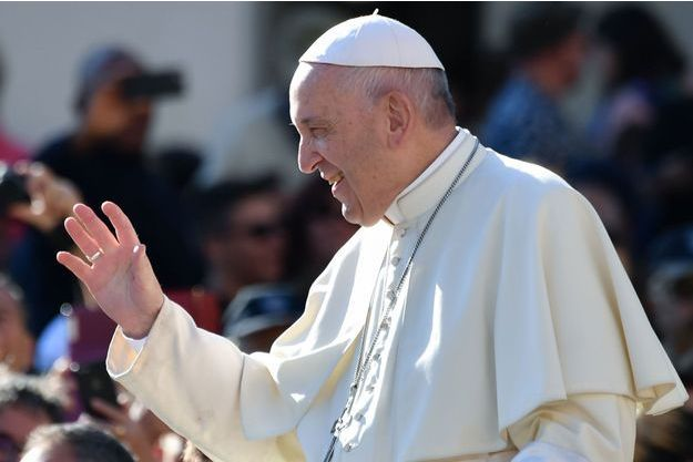 Le pape François, le 10 octobre 2018 au Vatican