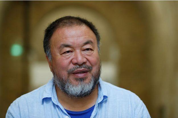 Ai Weiwei en juillet 2017.