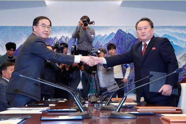 Cho Myoung gyon, Ri Son Gwon