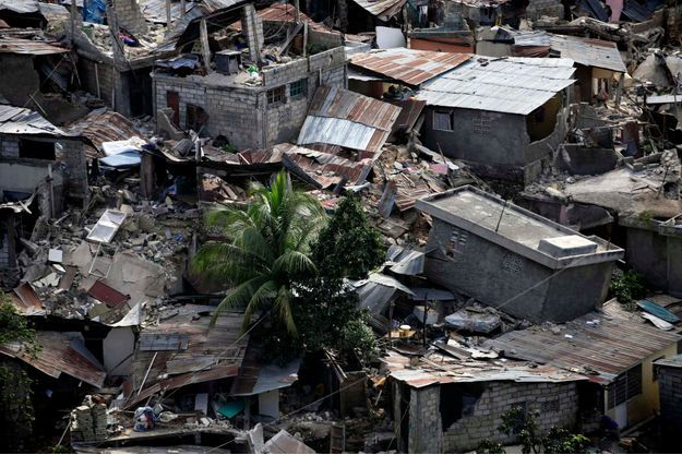 Le tremblement de terre en Haïti avait fait plus de 200 000 morts en janvier 2010.