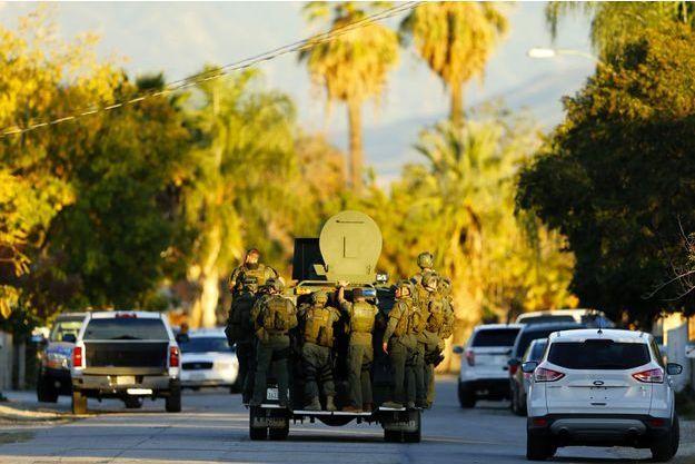 La ville de San Bernardino a été plongée dans l'horreur
