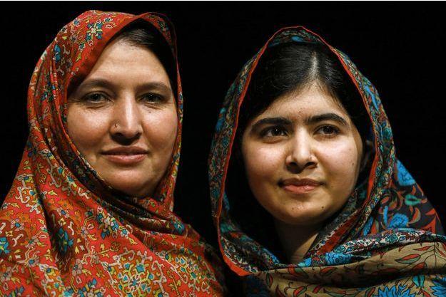 Malala et sa mère