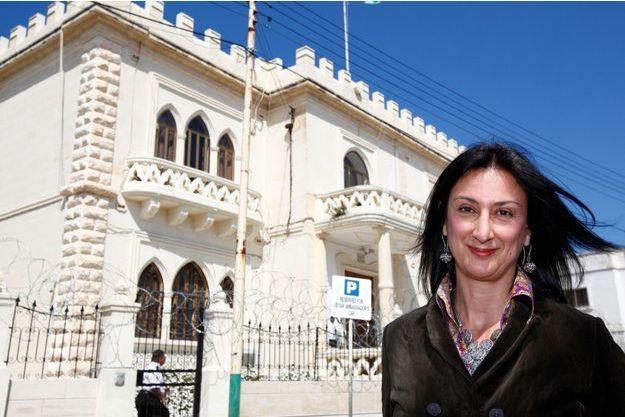 La journaliste Daphne Caruana Galizia a été tuée.