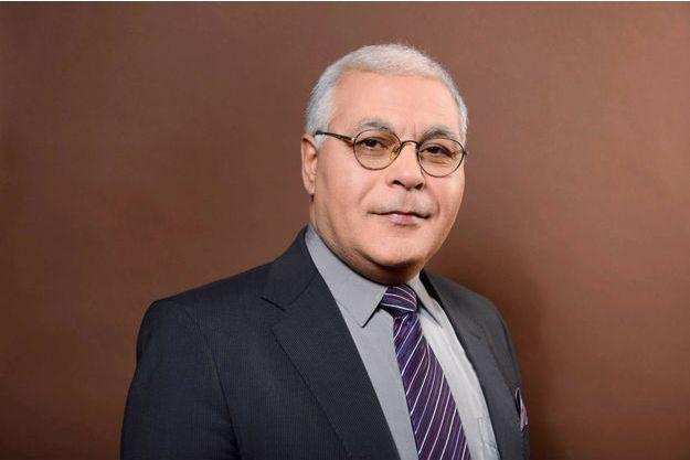 Mezri Haddad, journaliste, ecrivain, philosophe et diplomate tunisien.