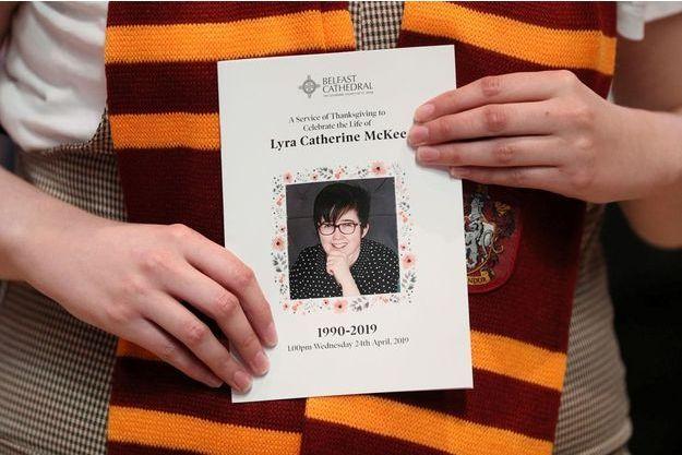 La mort de la journaliste Lyra Mckee a choqué le monde entier.