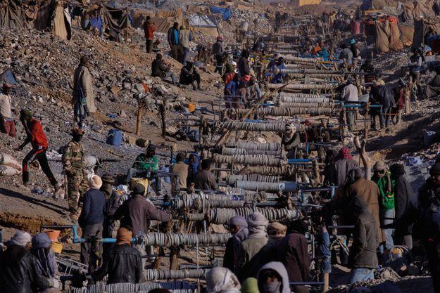 Mines Niger