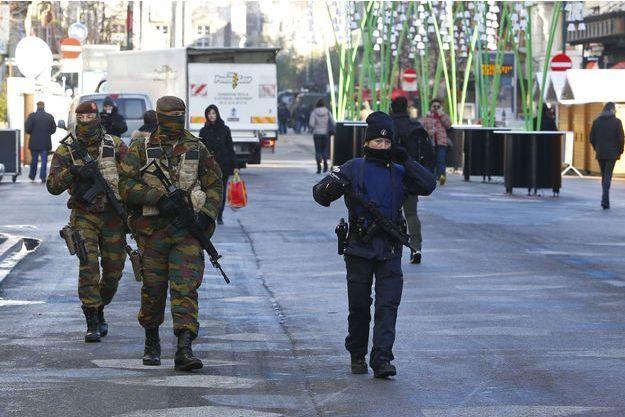Une vaste opération a conduit pour l'heure à 21 interpellations en Belgique depuis dimanche.