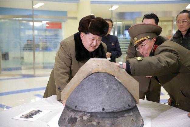 Le leader nord-coréen Kim Jong-un a ordonné de nouveaux tirs.