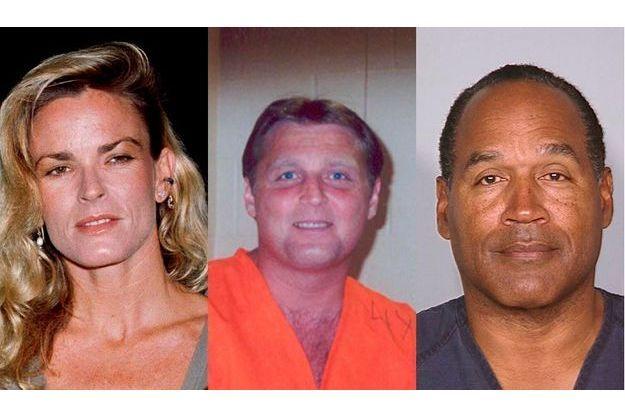 Nicole Brown, Glen Rogers, OJ Simpson