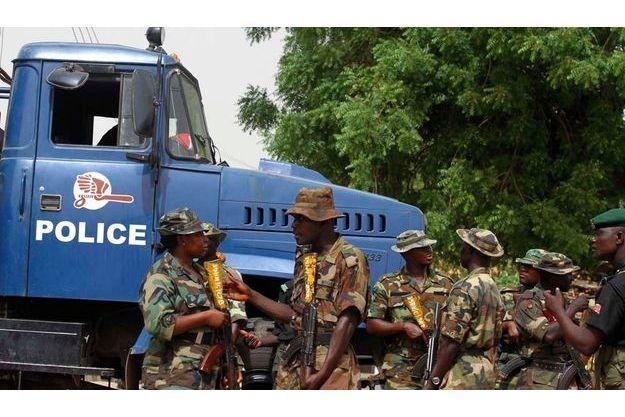 La police à Katsina (photo d'illustration).