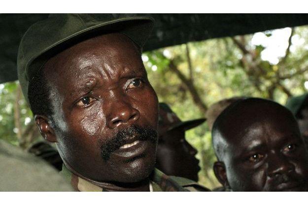 Joseph Kony, photographié le 12 novembre 2006.