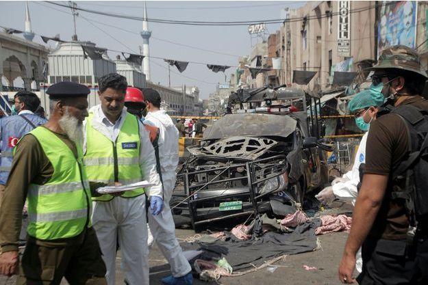 La ville de Lahore est fréquemment la cible des terroristes.