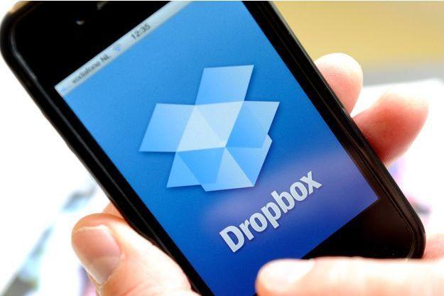 Le logo Dropbox