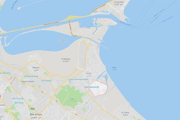 Un café à Radès Méliane a été pris pour cible samedi en Tunisie.