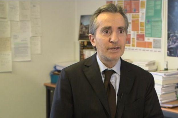 Frédéric Helbert, enquêteur pour Paris Match.