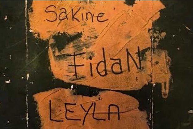 Extrait de la couverture de «Triple assassinat au 147, rue Lafayette», de Laure Marchand