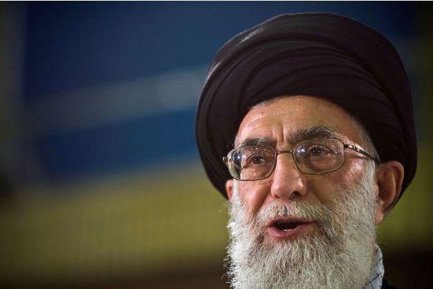 L'ayatollah Ali Khamenei, ici en 2009, est visé par des nouvelles sanctions américaines.