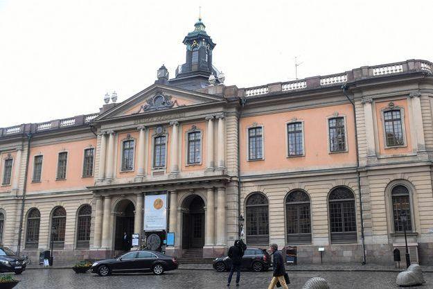 nobel stockholm