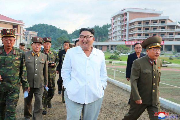 Selon l'ONU, la Corée du Nord poursuit son programme d'armement nucléaire