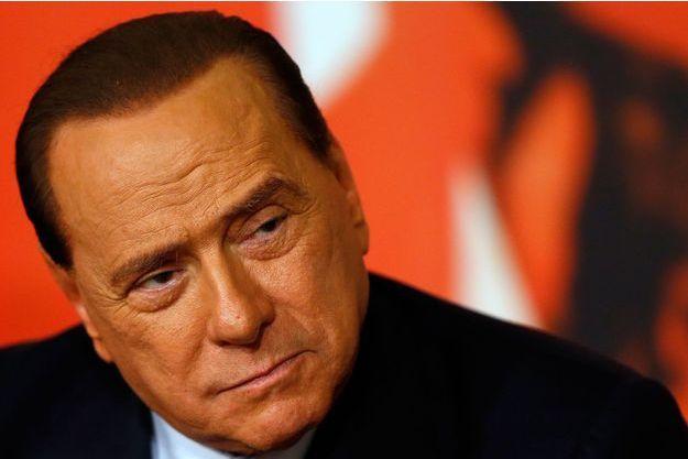 Silvio Berlusconi à Rome en 2013.