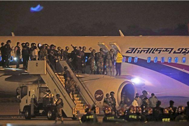 Tentative de détournement d'un avion au Bangladesh