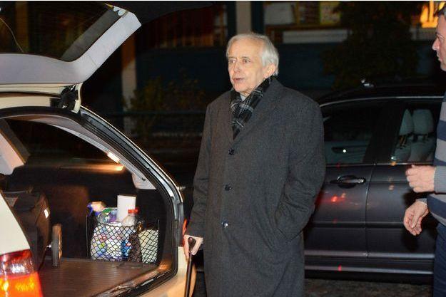 Cornelius Gurlitt le 17 novembre dernier à Munich.