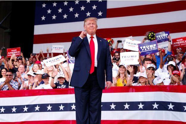 Donald Trump, le 08 mai 2019.