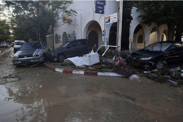 La Tunisie est touchée par de violentes pluies.