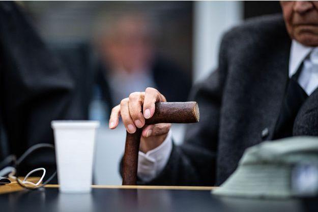 À 94 ans, un ancien garde nazi comparaît devant la justice allemande