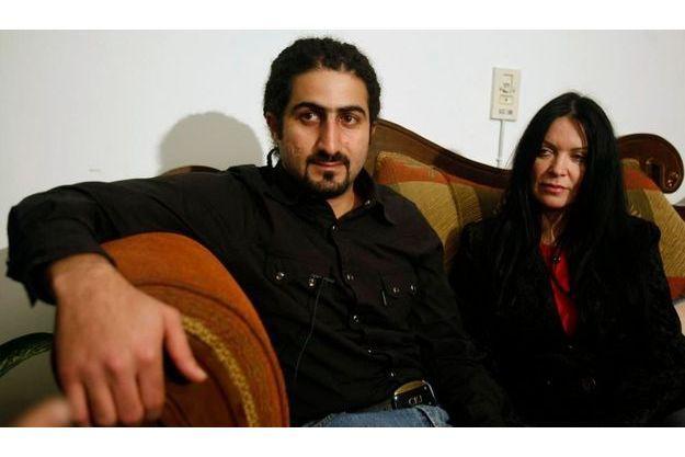 Omar Ben Laden et sa femme, Zaina, en 2008.