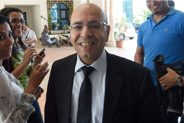 Mohamed Fadhel Mahfoudh.