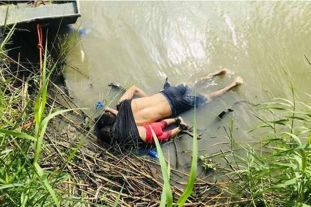 Le père et sa fille de deux ans sont morts noyés dans le Rio Bravo.