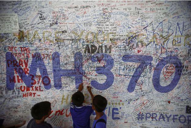 Le vol MH370 a disparu