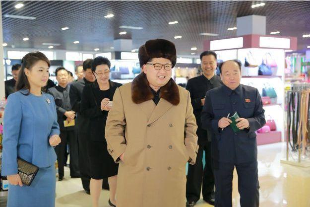 Ri Sol-ju, Kim Jong-un