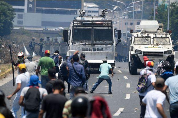 Caracas, le 30 avril 2019.