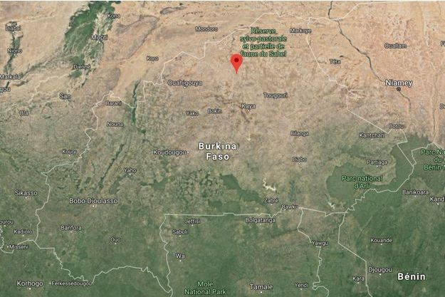 Silgadji, au Burkina Faso.
