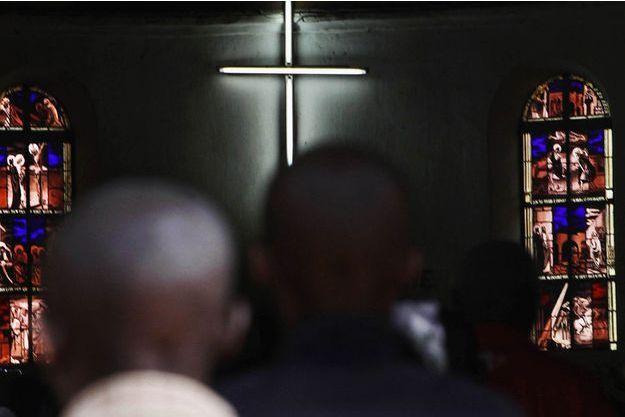 Une église à Bangui, Centrafrique (image d'illustration).