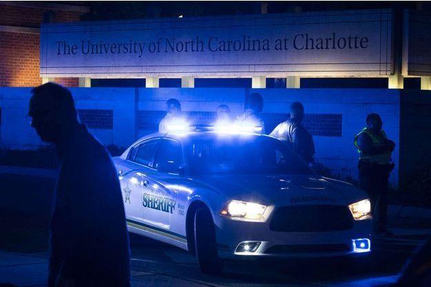 L'Université de Caroline du Sud a été le théâtre d'une fusillade.