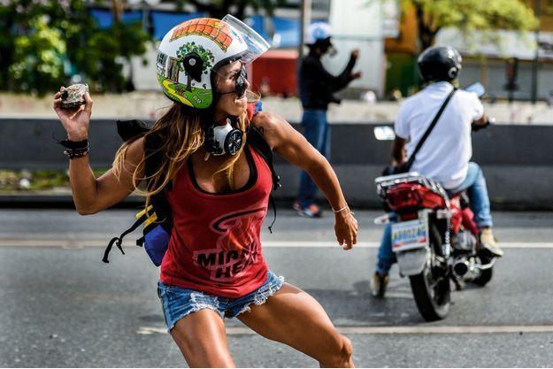 Manifestation Venezuela