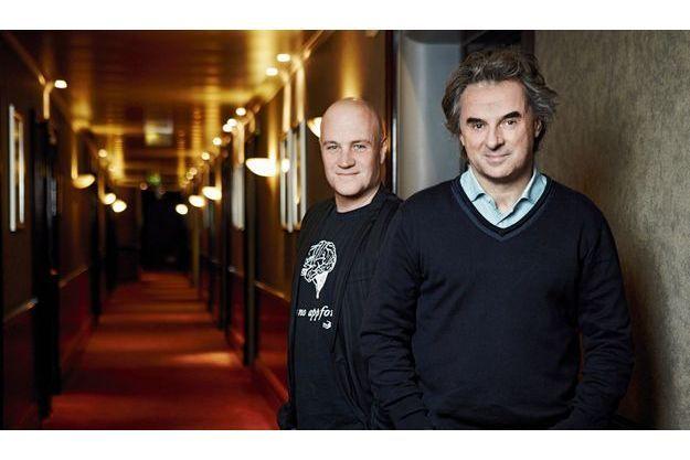 Jan Kounen et Jean-Christophe Grangé.