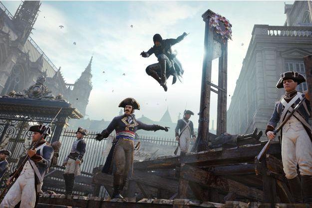 Ubisoft veut-il assassiner la Révolution française ?