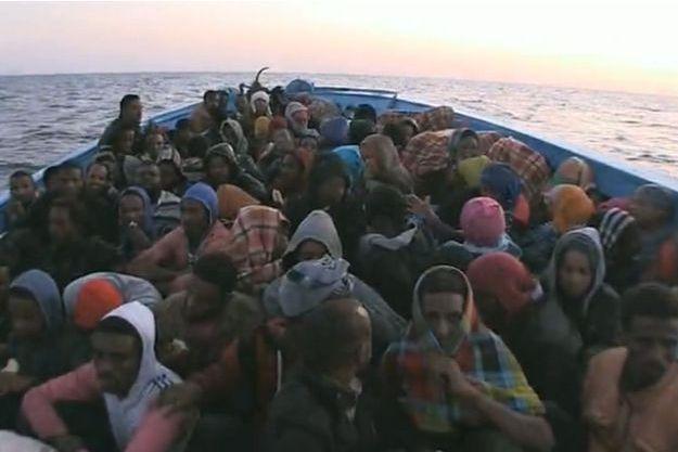 «Clandestins: ils traversent l'enfer pour venir vivre en France» a été diffusé hier soir sur M6