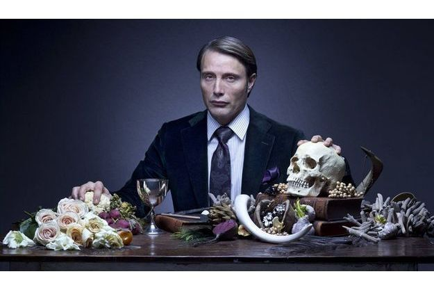 "Mads Mikkelsen dans ""Hannibal""."