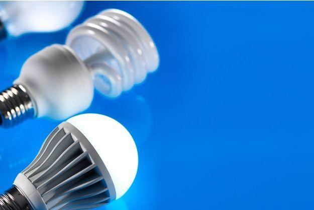Ampoules LED (photo d'illustration)