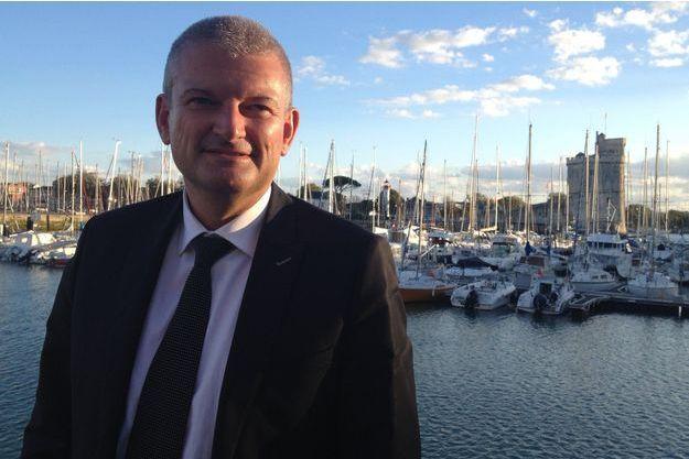 Olivier Falorni. Les Rochelais devront voter mi-novembre ou début décembre pour désigner le candidat PS à la mairie.
