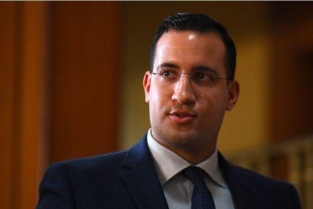 Alexandre Benalla au Sénat le 21 janvier.